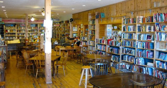 Upper Peninsula's most unique bookstore