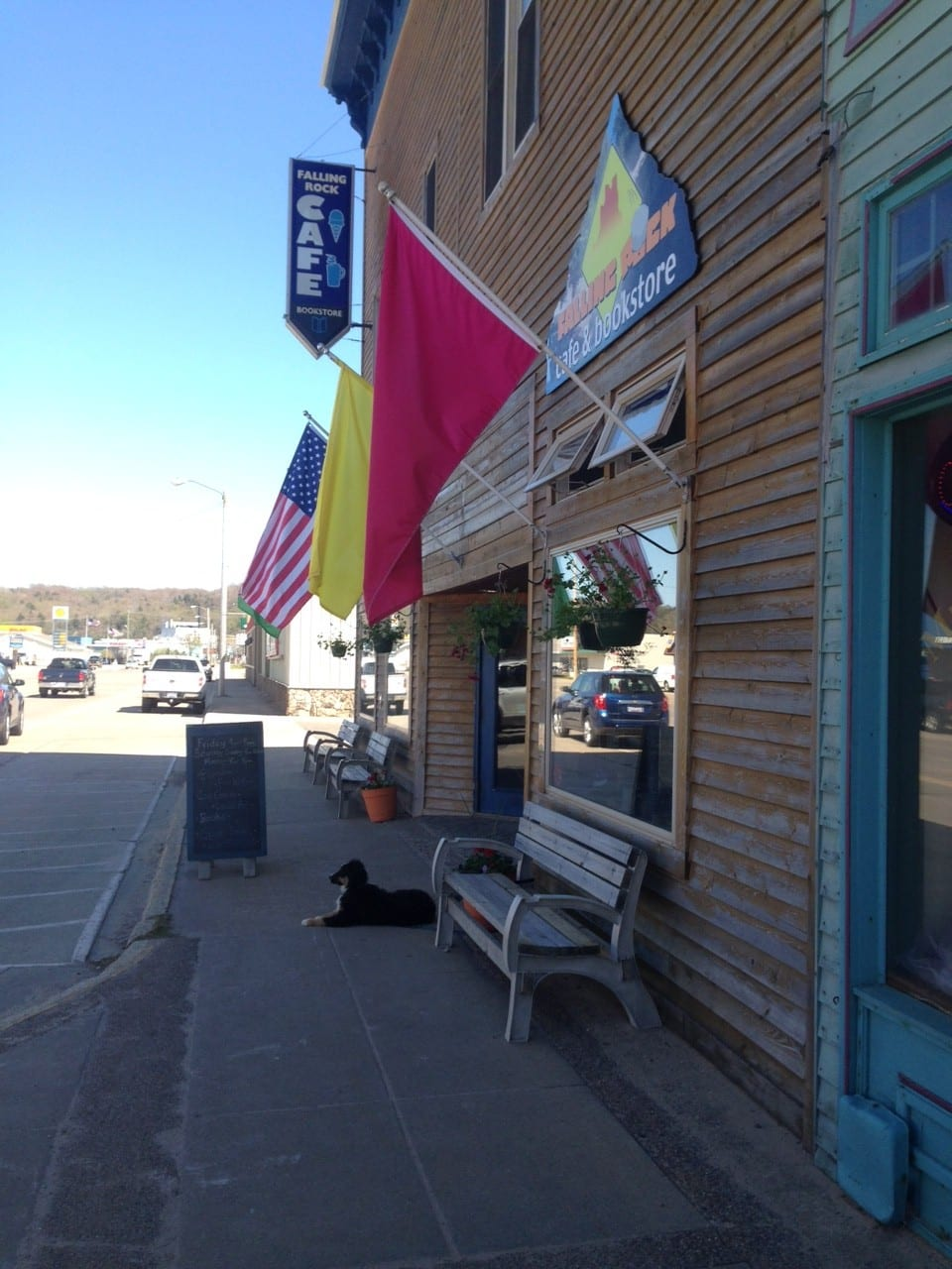 Rock Creek Cafe Menu