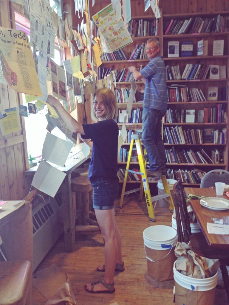 Hidden Treasures Inside Used Books