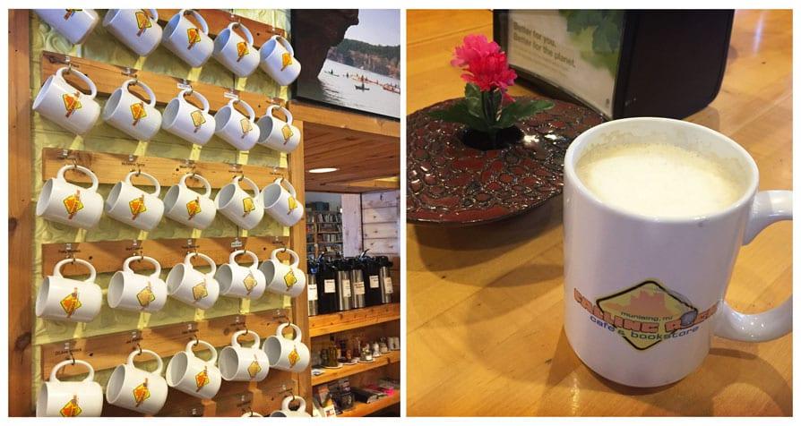 upper peninsula shop local valentines day gifts michigan coffee shop mug club membership