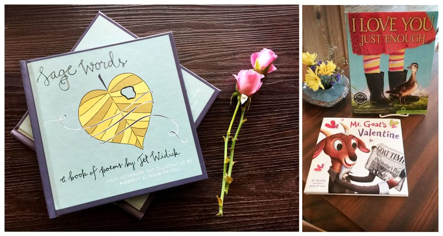 upper peninsula shop local valentines day gifts jet widick sage words poetry book michigan bookstore