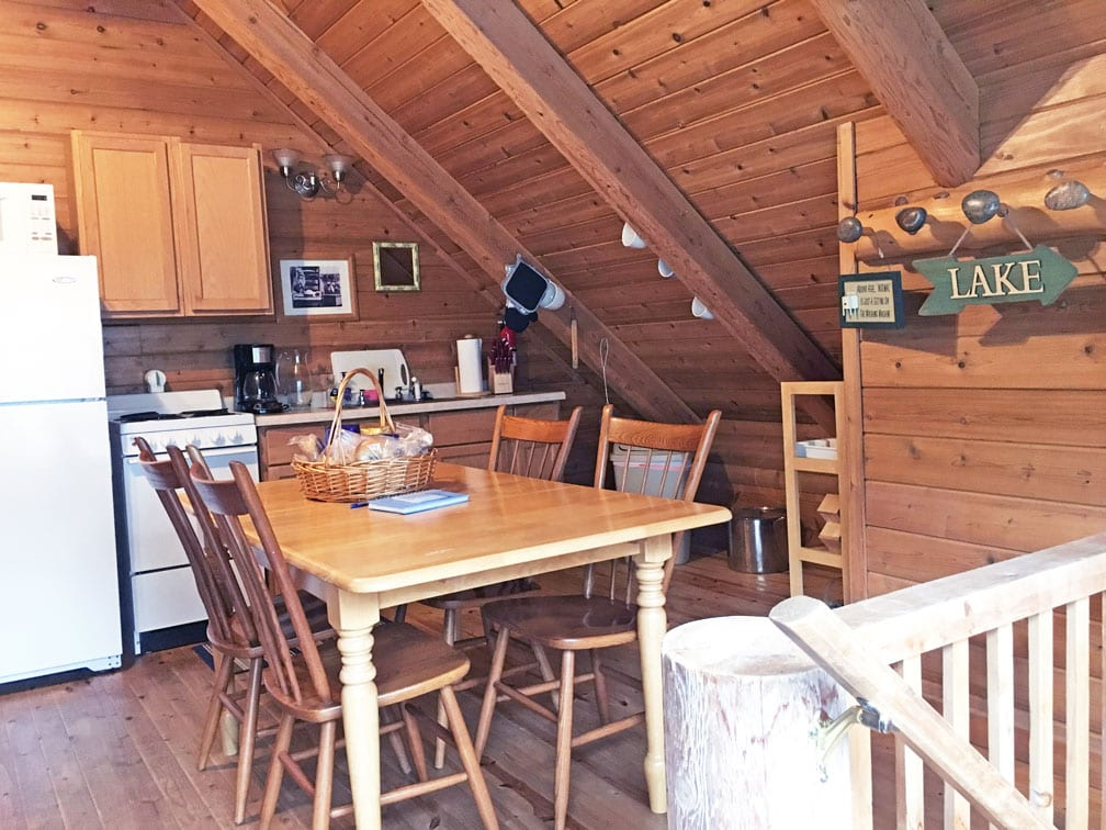 falling rock lodge munising vacation rental upper peninsula