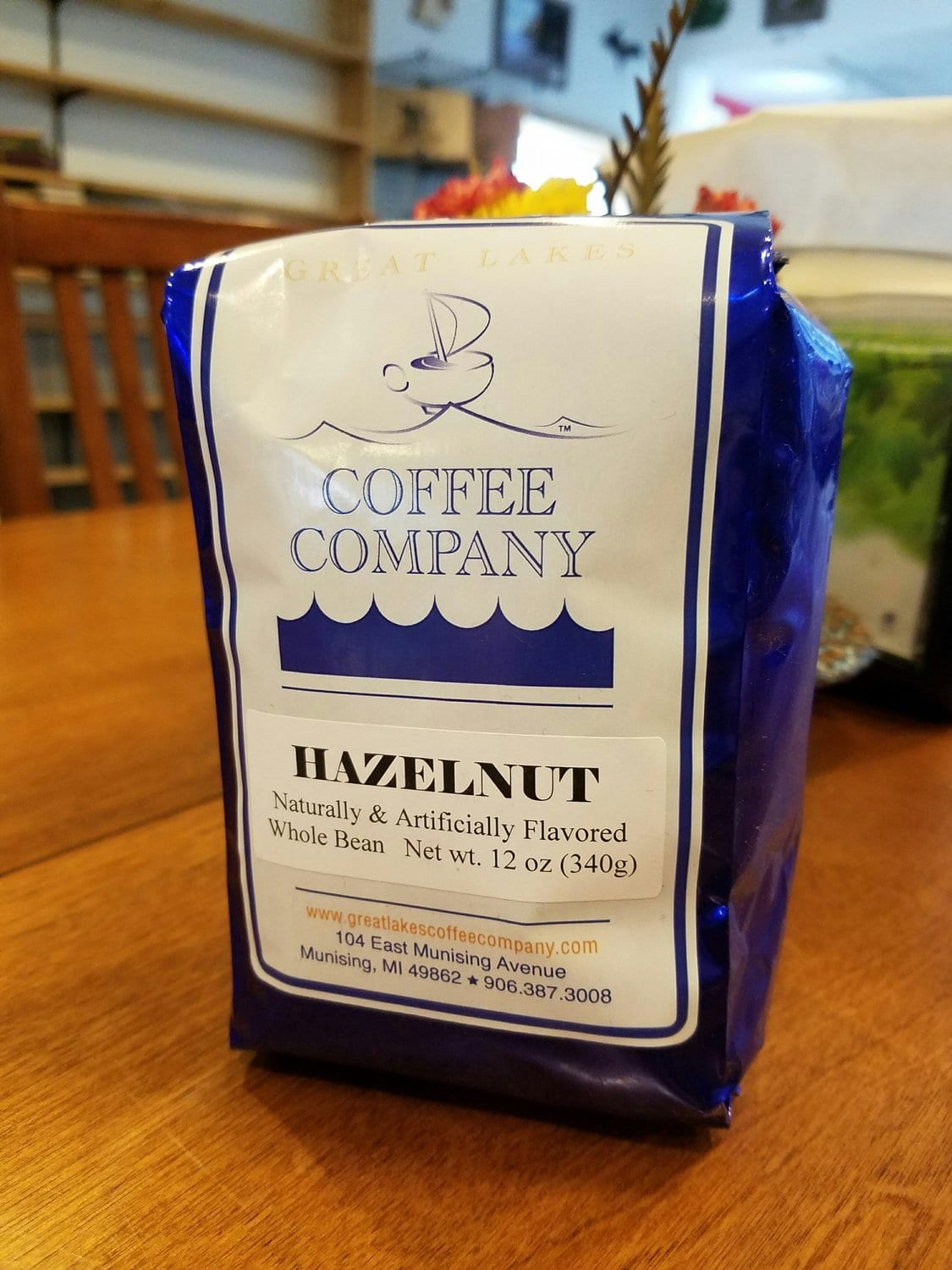 hazelnut coffee great lakes coffee company holiday coffee gifts