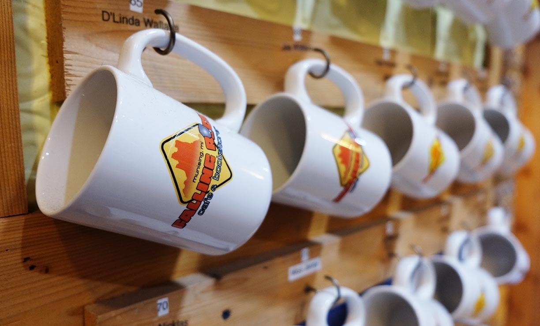 falling rock cafe upper peninsula michigan coffee shop for sale munising